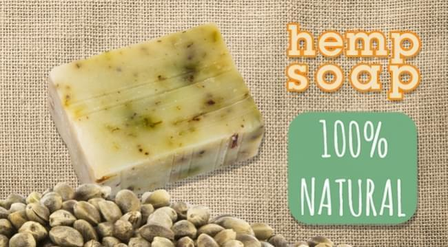 Making Hemp Soap At Home