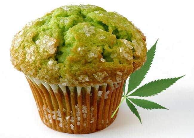 How To Make Cannabis-Infused Banana Muffins