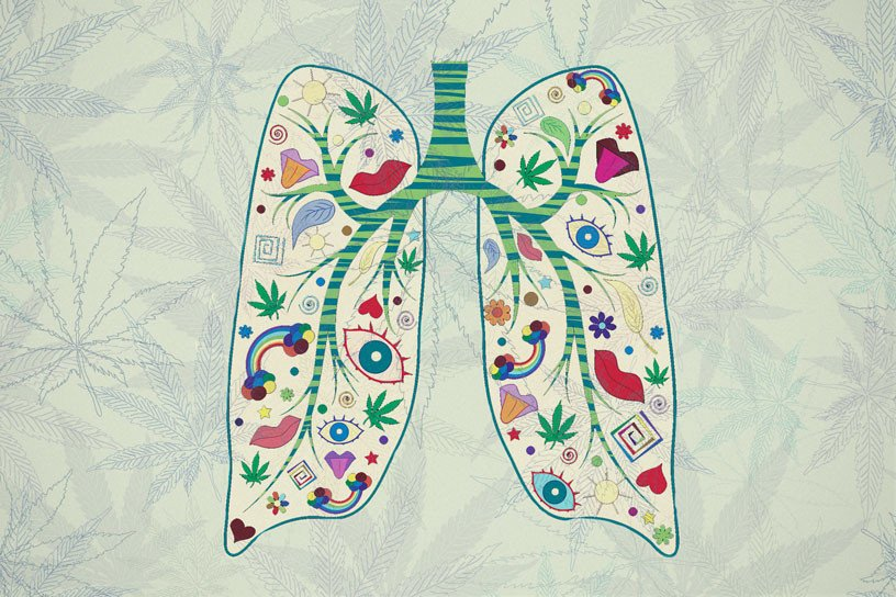 What Is The Real Effect Of Cannabis On The Lungs?