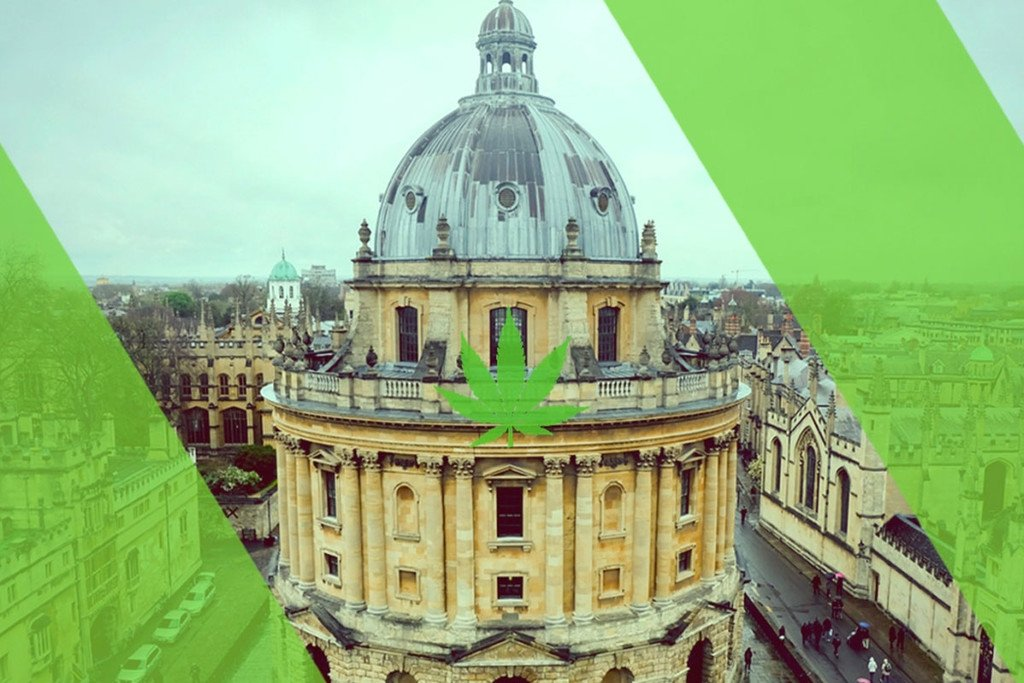 Oxford University Starts £10 million Cannabis Research Project