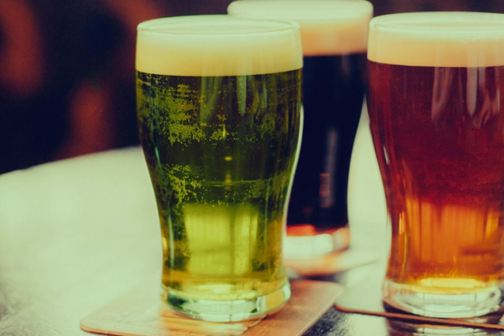 How To Perfectly Pair Beer With Cannabis