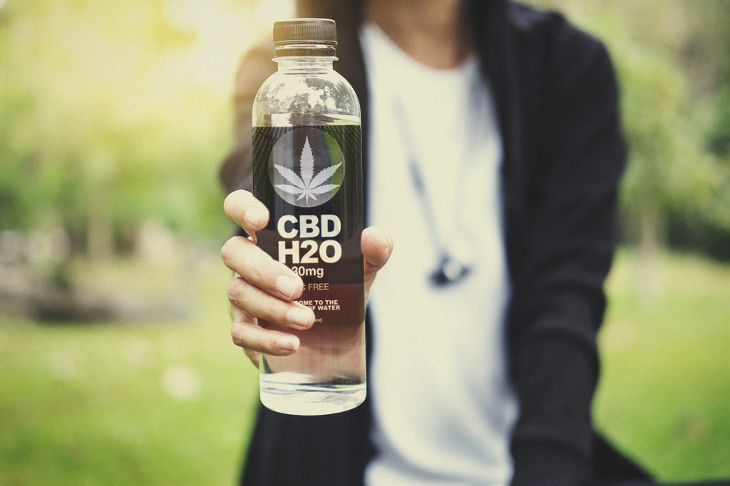 CBD Water: The Next Big Cannabis Industry Innovation
