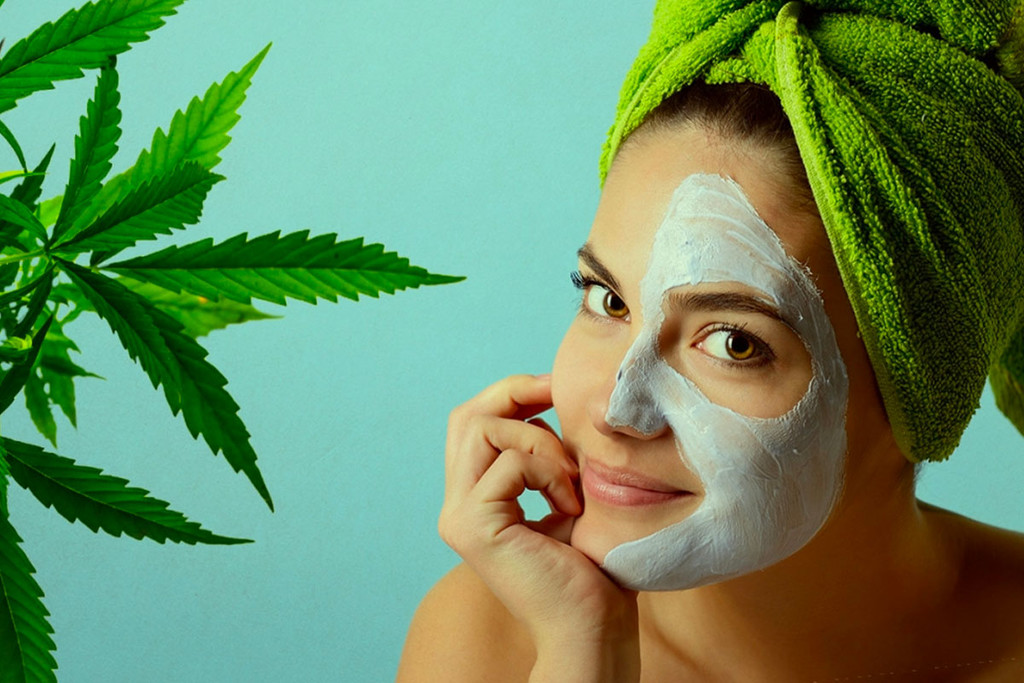 How To Make Your Own Organic Cannabis Face Mask