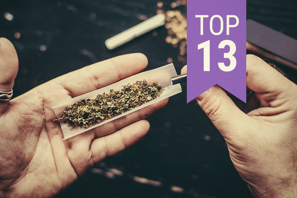 Top 10 Replacements For Tobacco In Spliffs