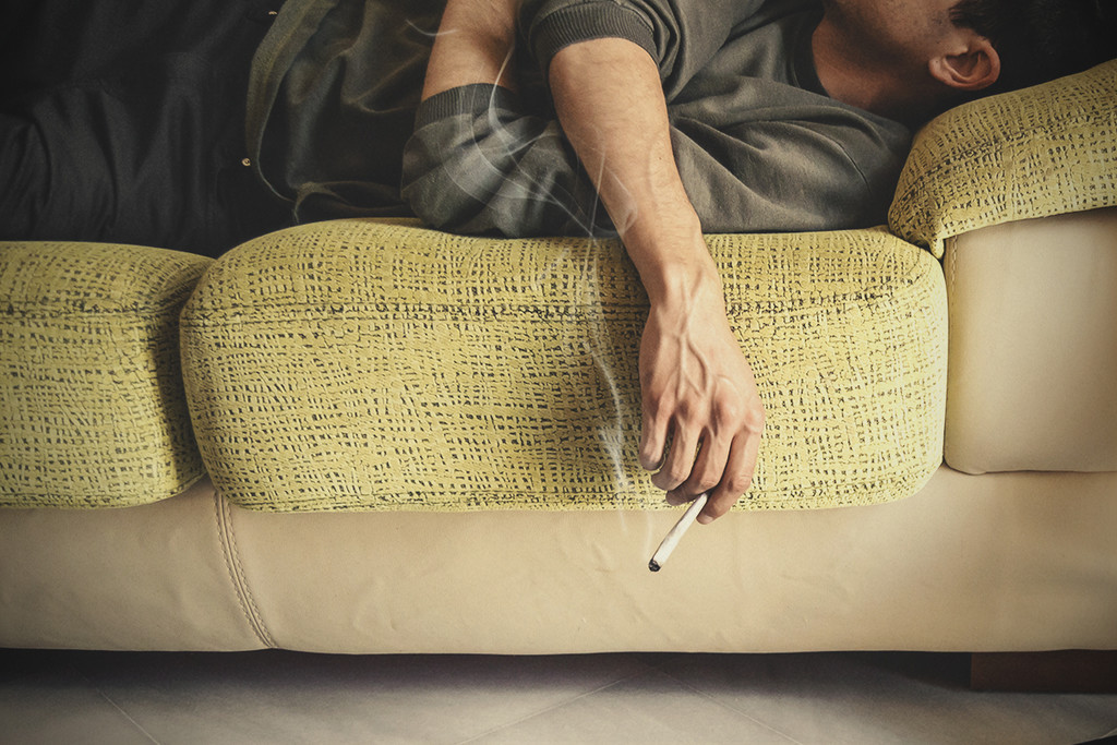 Why Does Smoking Cannabis Make You Feel Tired?